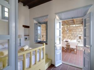 Onar Patmos, Apartmány  Grikos - big - 13