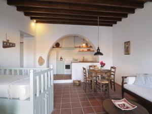 Onar Patmos, Apartmány  Grikos - big - 47