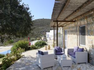 Onar Patmos, Apartmány  Grikos - big - 2