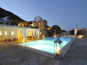 Onar Patmos, Apartmány  Grikos - big - 83