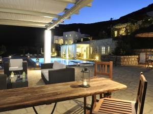 Onar Patmos, Apartmány  Grikos - big - 82