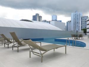 Barra Exclusive Apartment, Apartmány  Salvador - big - 31