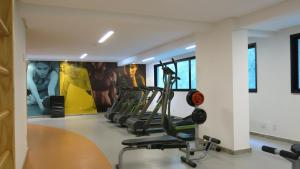 Barra Exclusive Apartment, Apartmány  Salvador - big - 14