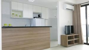 Barra Exclusive Apartment, Apartmány  Salvador - big - 13