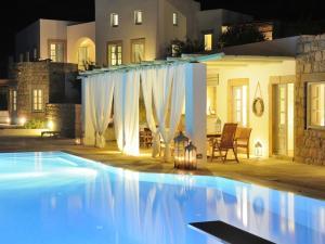 Onar Patmos, Apartmány  Grikos - big - 80