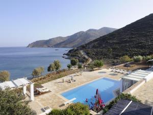 Onar Patmos, Apartmány  Grikos - big - 61