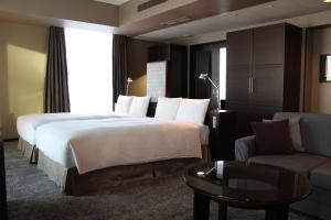 The Royal Park Hotel Tokyo Shiodome, Szállodák  Tokió - big - 63