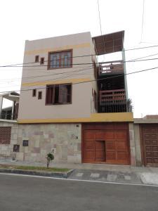 Departamento Para Turistas, Ferienwohnungen  Lima - big - 31