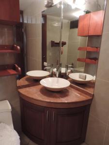 Departamento Para Turistas, Apartments  Lima - big - 28