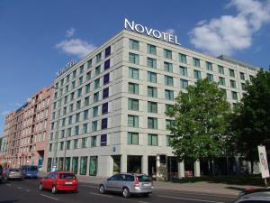 Novotel Berlin Mitte, Hotels  Berlin - big - 26