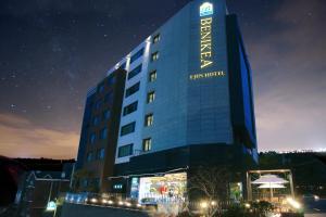 Benikea I-Jin Hotel, Hotely  Jeju - big - 65