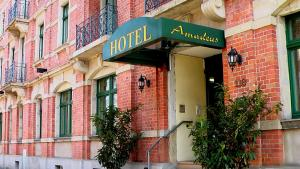 Hotel Amadeus(Dresde)