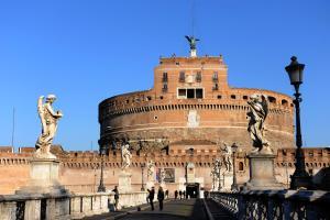 Green Apartments Rome, Prázdninové domy  Řím - big - 3