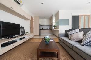 Executive Two-Bedroom Apartment