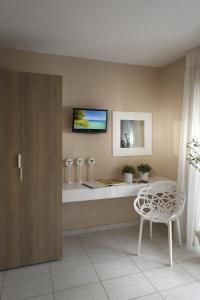 Frau Irenes Haus, Apartmány  Sarti - big - 7