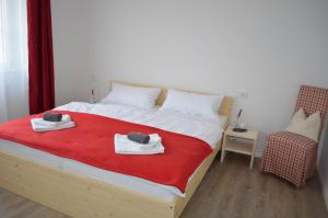 Cafe Verkehrt - Kultur Genuss Hotel, Hotel  Oberhof - big - 16