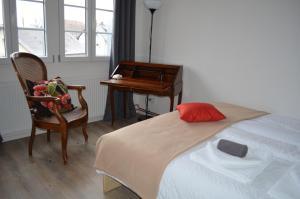 Cafe Verkehrt - Kultur Genuss Hotel, Hotel  Oberhof - big - 17