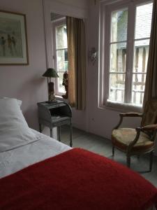 Logis Saint-Léonard, Отели типа «постель и завтрак»  Онфлер - big - 3