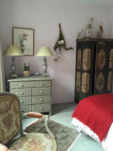 Logis Saint-Léonard, Отели типа «постель и завтрак»  Онфлер - big - 19