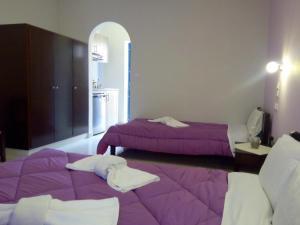 Hotel Mochlos, Апартаменты  Мохлос - big - 24