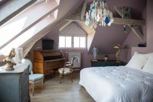 Logis Saint-Léonard, Отели типа «постель и завтрак»  Онфлер - big - 4