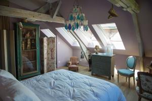 Logis Saint-Léonard, Отели типа «постель и завтрак»  Онфлер - big - 12