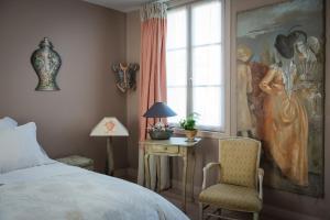 Logis Saint-Léonard, Отели типа «постель и завтрак»  Онфлер - big - 5