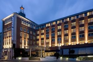 arcona Hotel Baltic, Отели  Штральзунд - big - 1