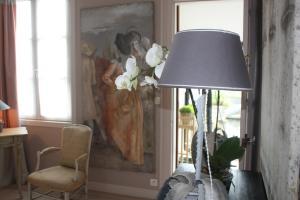 Logis Saint-Léonard, Отели типа «постель и завтрак»  Онфлер - big - 8