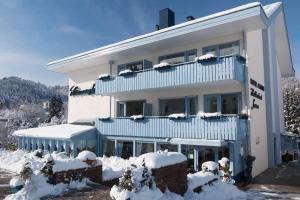 Hotel Sonnenhof, Hotels  Bad Herrenalb - big - 39