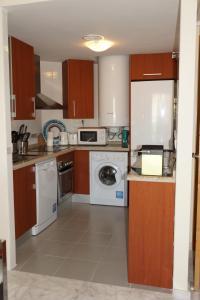 IBG Apartment Vila Park, Ferienwohnungen  Cala de Finestrat - big - 38