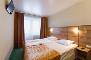Okhtinskaya Hotel, Szállodák  Szentpétervár - big - 31