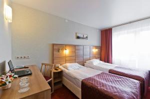Okhtinskaya Hotel, Szállodák  Szentpétervár - big - 28