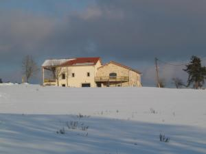 Auberge des Myrtilles, Отели  Saint-Bonnet-le-Froid - big - 22