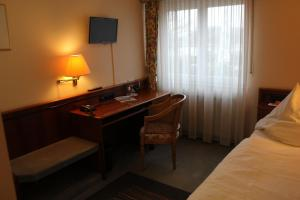 Hotel & Restaurant Zum Vater Rhein, Hotels  Monheim - big - 7