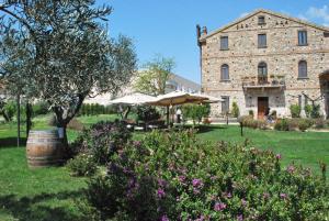 Locanda Dei Cocomeri, Загородные дома  Montalto Uffugo - big - 14