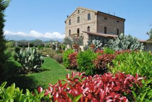 Locanda Dei Cocomeri, Загородные дома  Montalto Uffugo - big - 1