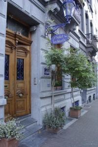 Hotel Les Bluets, Hotely  Brusel - big - 23