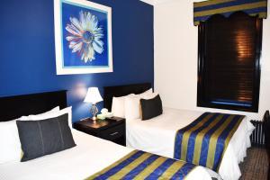 Royal Park Hotel & Hostel, Hostely  New York - big - 11