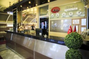 Anka Business Park, Szállodák  Isztambul - big - 50
