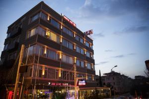 Anka Business Park, Szállodák  Isztambul - big - 51