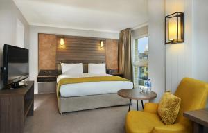 Pokoj s postelí velikosti King