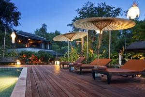 The Puka Boutique Resort, Üdülőtelepek  Szankampheng - big - 49