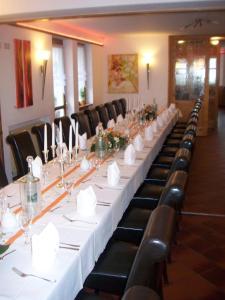 Hotel & Restaurant Wilhelm von Nassau, Szállodák  Diez - big - 11