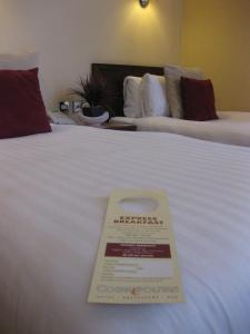 Cosmopolitan Hotel, Hotel  Leeds - big - 22