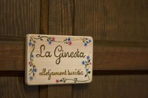 La Ginesta, Apartmány  Taull - big - 23