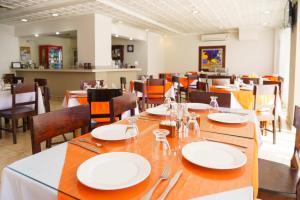 Hotel Aramo, Отели  Панама - big - 28