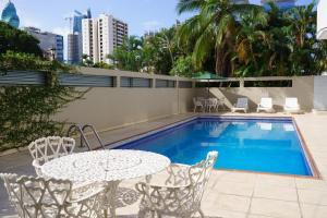 Hotel Aramo, Отели  Панама - big - 17
