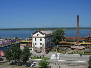 Korona Hotel, Hotel  Samara - big - 16