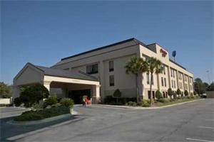 Hampton Inn Valdosta/Lake Park Area, Отели  Lake Park - big - 11